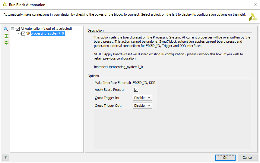 Styx: How to use Xilinx Zynq PS PLL Clocks in FPGA Fabric | Numato