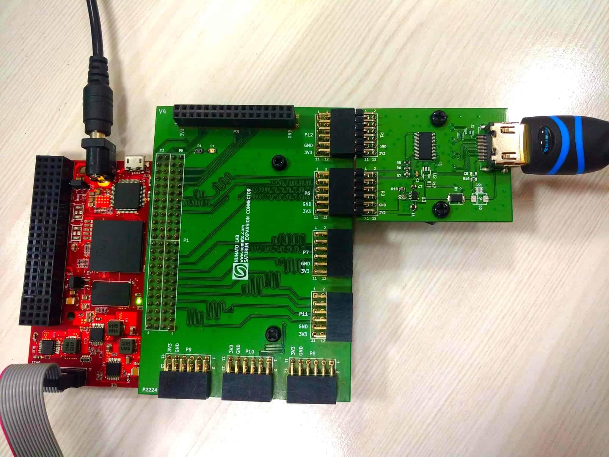 Hdmi Output Example Design For Styx Numato Lab Help Center