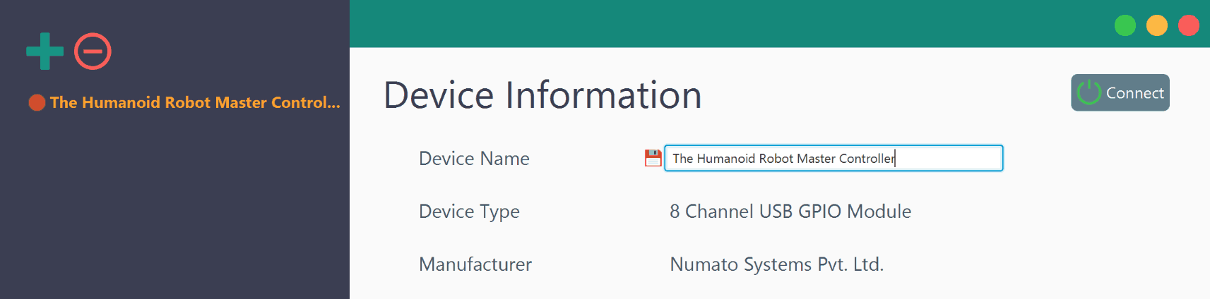 How to configure Rhea and connected devices | Numato Lab Help Center