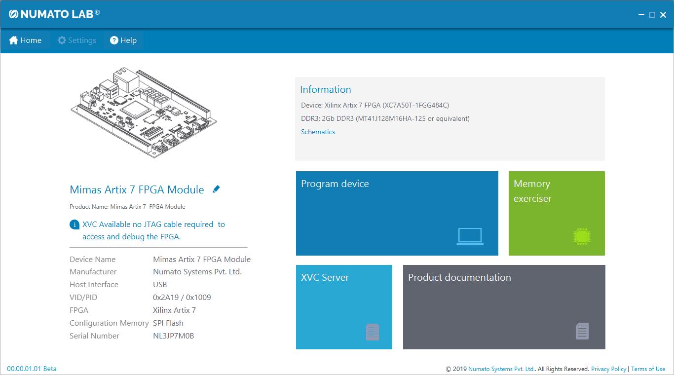 xilinx user manual