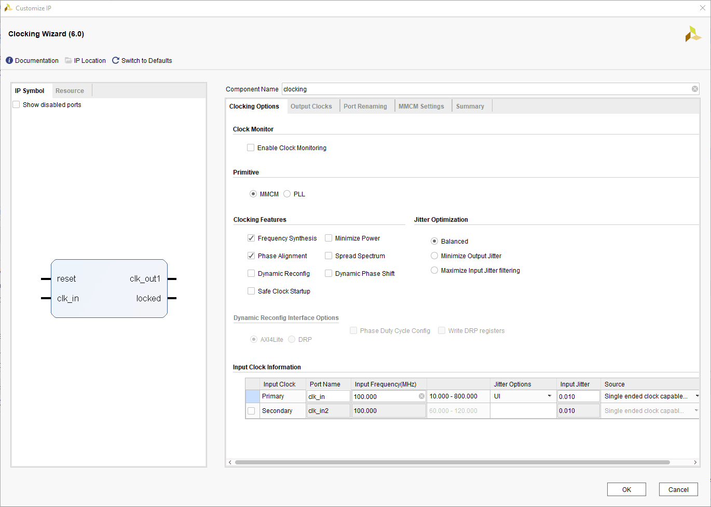 HDMI Output Example Design using Vivado for Mimas A7 FPGA