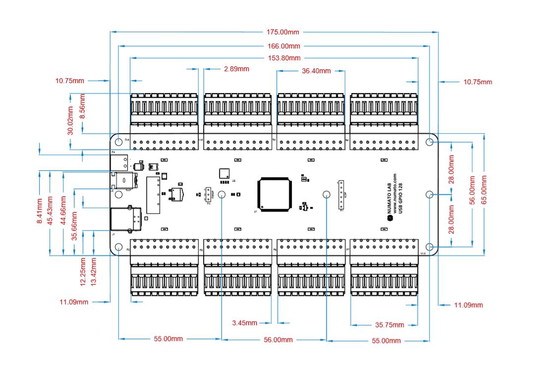 64usbgpio-dimensions