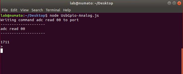 Node.JS Analog On Linux