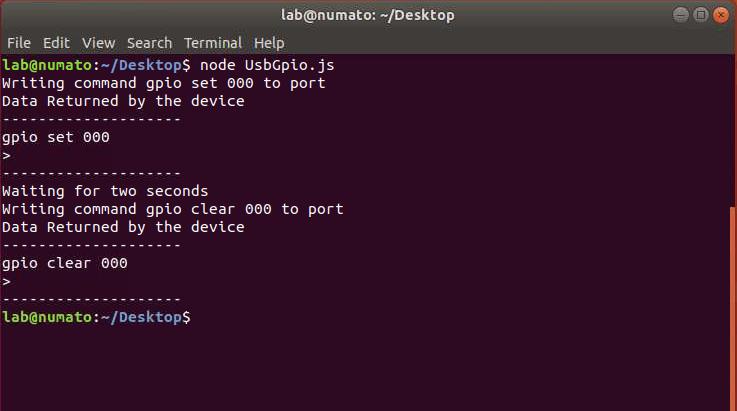 128 Channel USB GPIO Module with Analog Inputs | Numato Lab