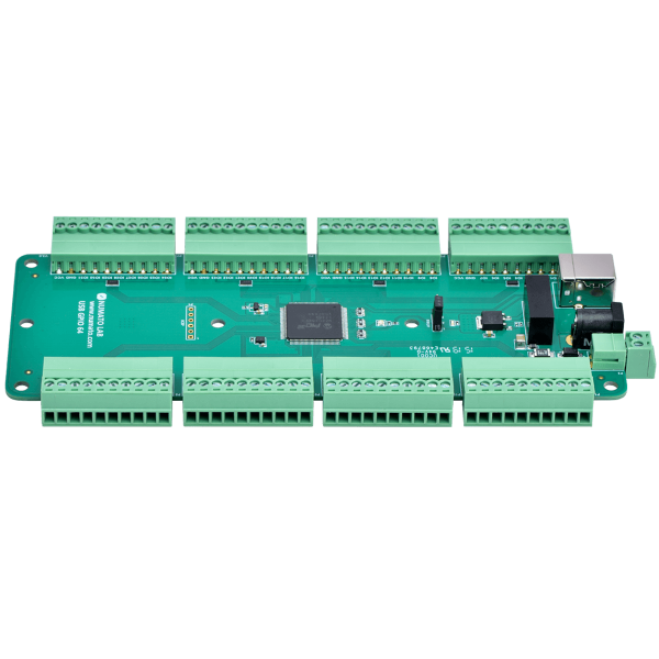 64 Channel USB GPIO Module With Analog Inputs