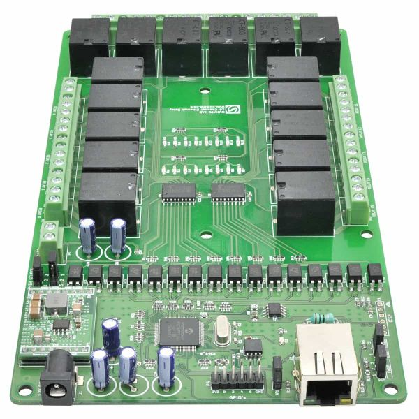 16 Channel Ethernet Relay Module