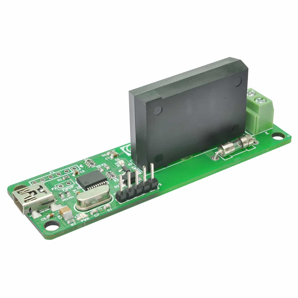 1 Channel Usb Powered Solid State Relay Module Numato Lab Switching Current In