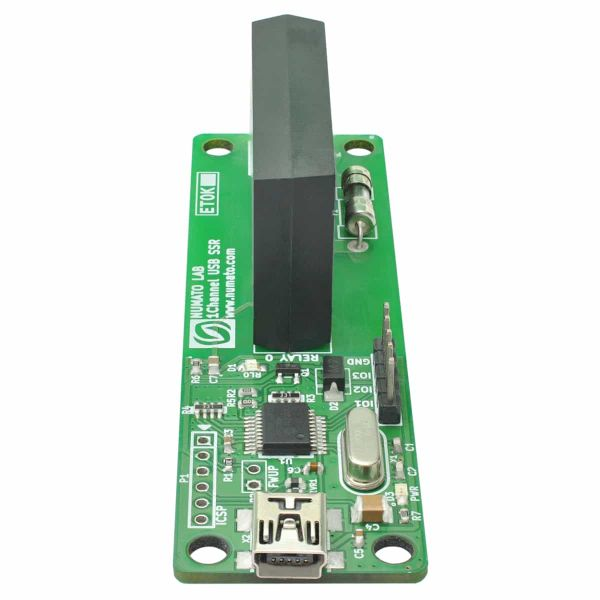 1 Channel USB Solid State Relay Module