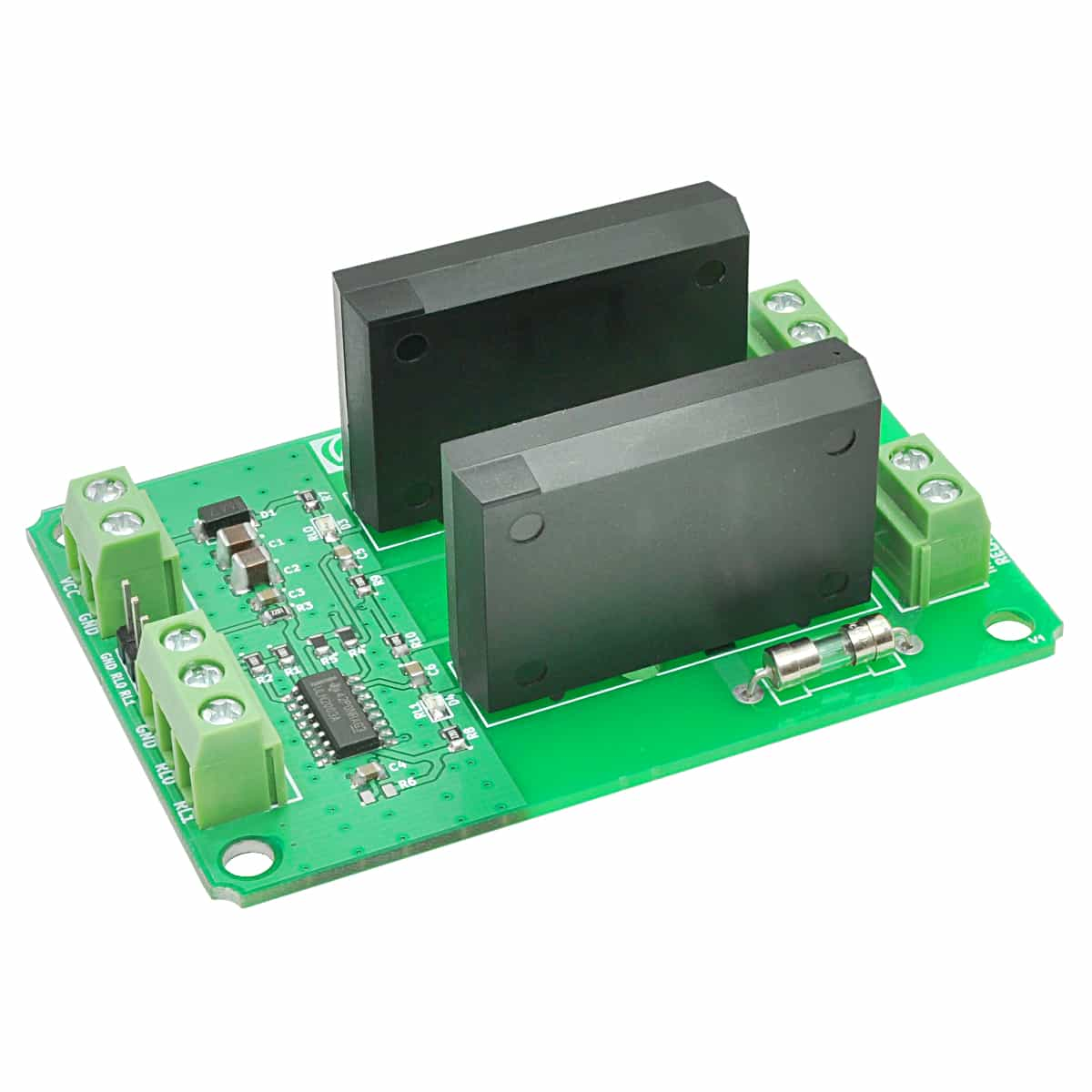 2 Channel Programmable Relay Module With Gpio Numato Lab Solid State Variable Breakout Board