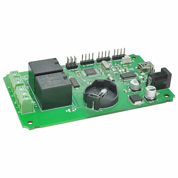 2 Channel Programmable Relay Controller