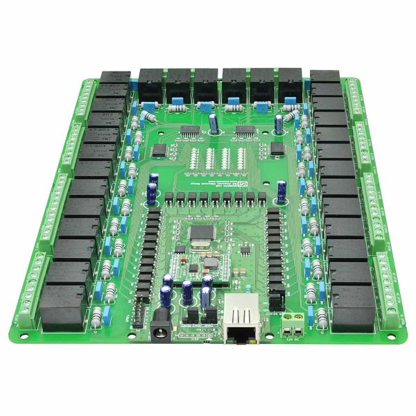 32 Channel Ethernet Relay Module