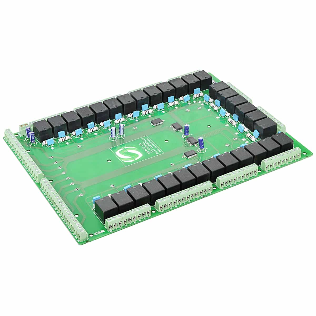 32 Channel TTL Compatible Relay Controller Board