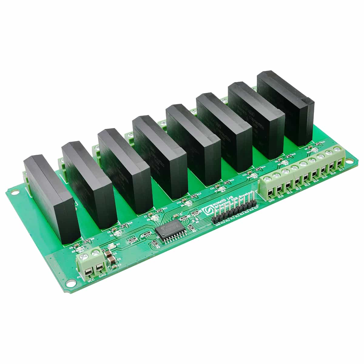 2 Channel Programmable Relay Module With Gpio Numato Lab Solid State Variable 8 Controller Board