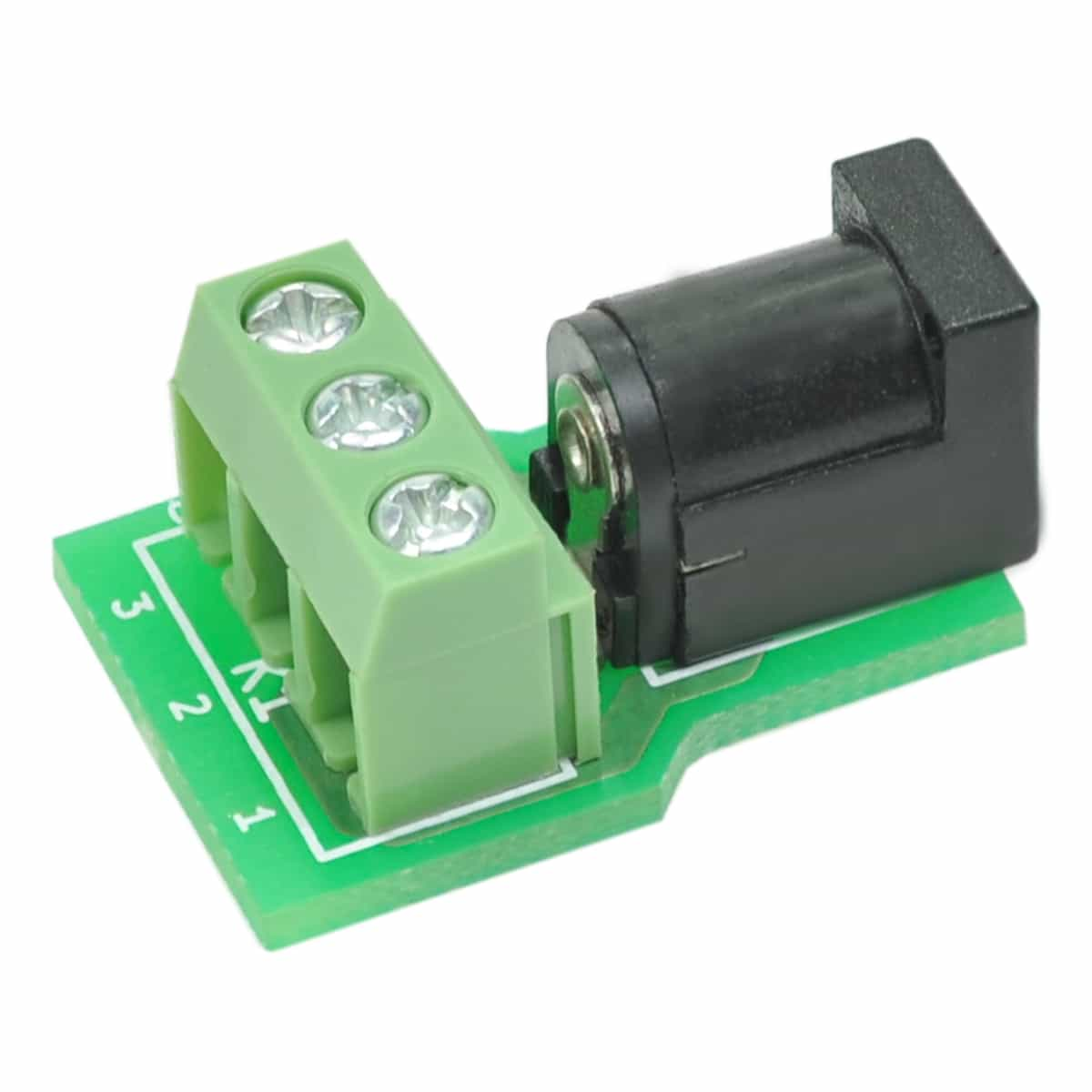 Dc Barrel Jack Adapter For Power Numato Lab Poi Ethernet Wall Wiring