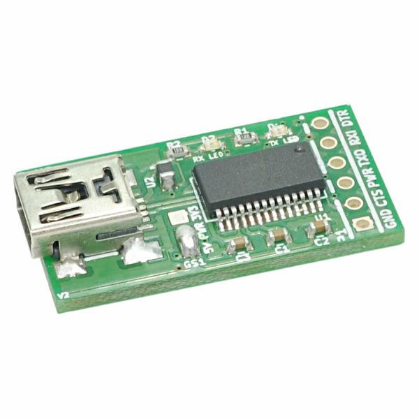 FT232RL USB To Serial Breakout
