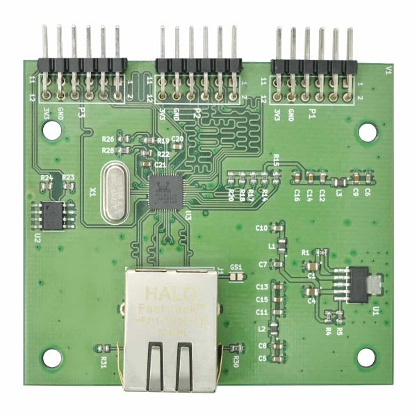 RTL8211E Gigabit Ethernet Expansion Module for FPGA Development Boards