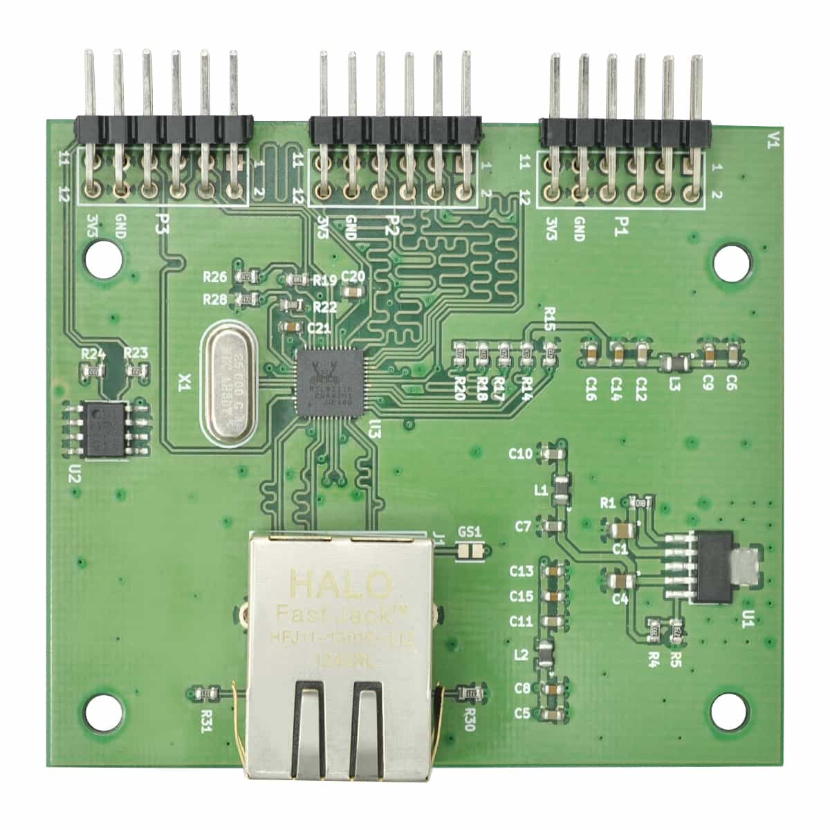 Rtl8211e Gigabit Ethernet Expansion Module Numato Lab