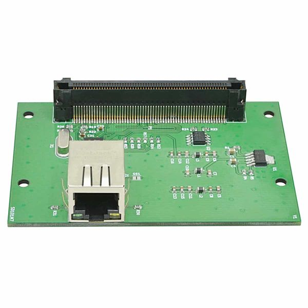 Gbit Ethernet Expansion Module for Galatea FPGA Development Board