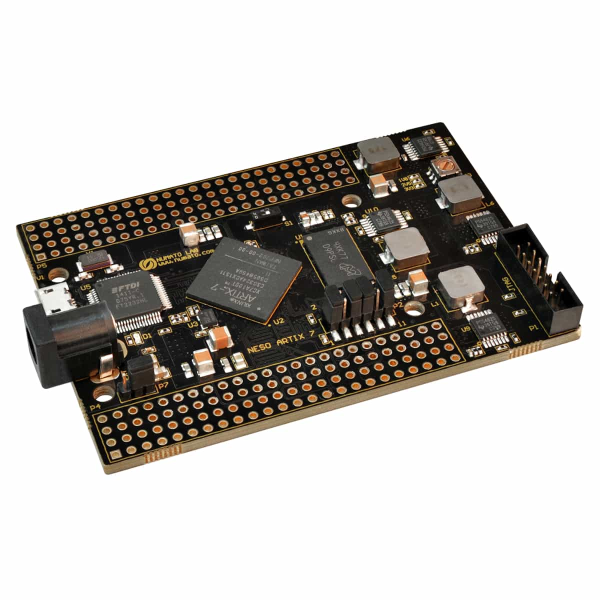 Neso - Artix™-7 FPGA Development Board