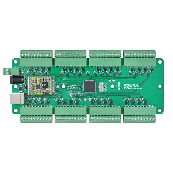 64 Channel USB GPIO Module