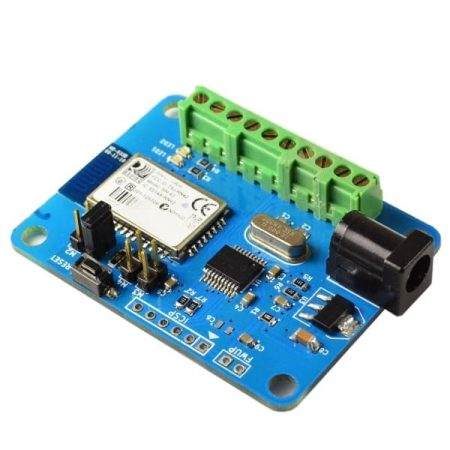 8 Channel Bluetooth GPIO Module