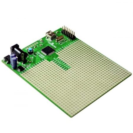 pic32 mx dev board